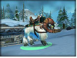 World of Warcraft Dwarf Mount