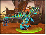 World of Warcraft Troll Mount