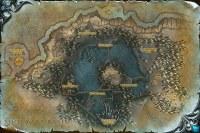 World of Warcraft - Mapa Northrendu