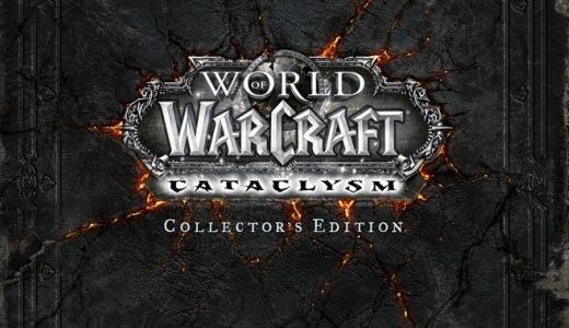 Zberateľská verzia WOW Cataclysm