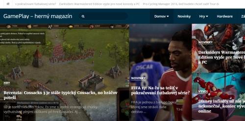 Gameplay.sk